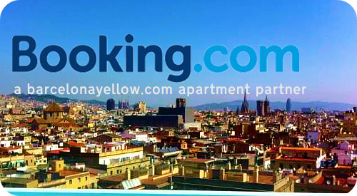 Booking.com apartments Barcelona