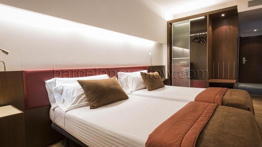 Hotels Near Fira Gran Via Barcelona