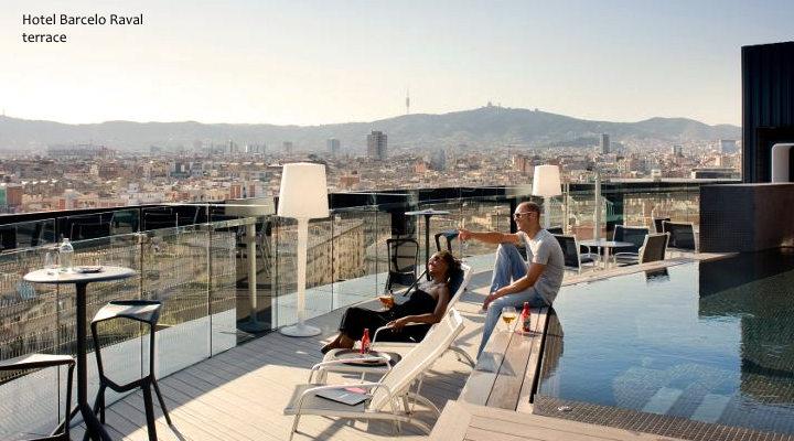 Hotel Olivia Barcelone