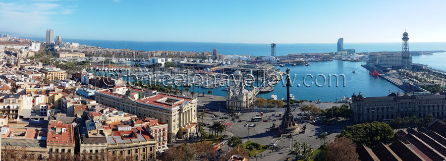 aerial_view_port_vell_barcelona