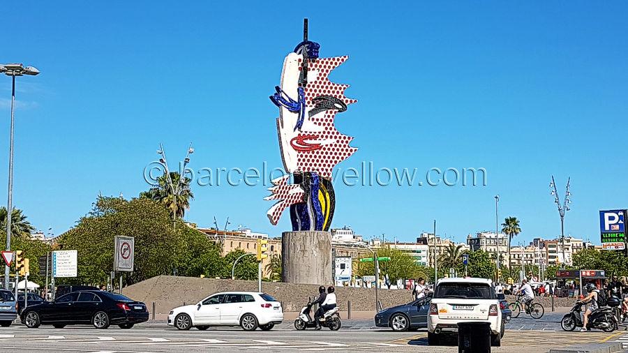 a81c0d658fb Barcelona 2019 - El Cap de Barcelona (1991–1992) - The Head of ...