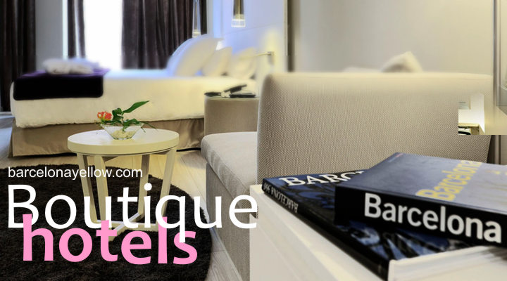 Best Barcelona Boutique hotels