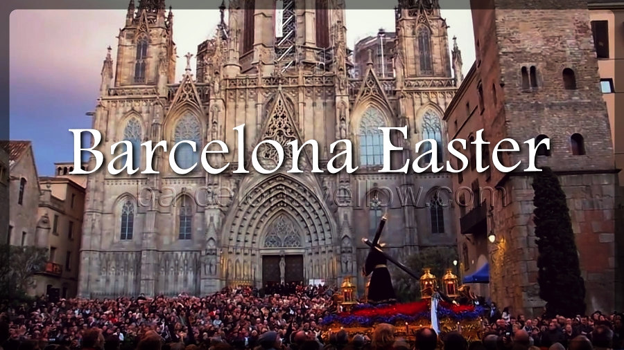 Things to do Easter Barcelona