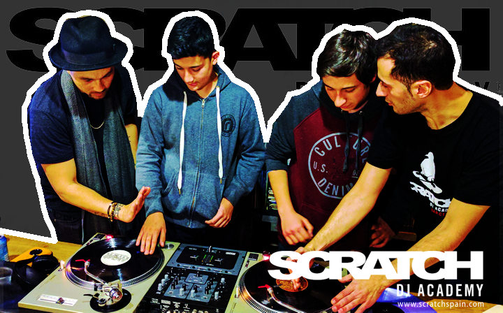Scratch DJ Academy Barcelona, Spain - DJ Classes