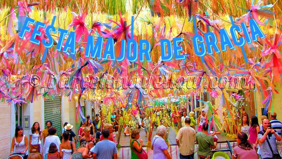 Barcelona 2021 Festa Major De Gracia Barcelona 2020 Top Things To Do