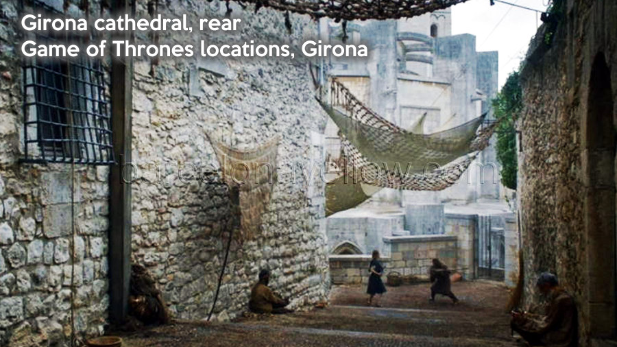 Barcelona 2019 Game Of Thrones Filming Locations In Girona Near
