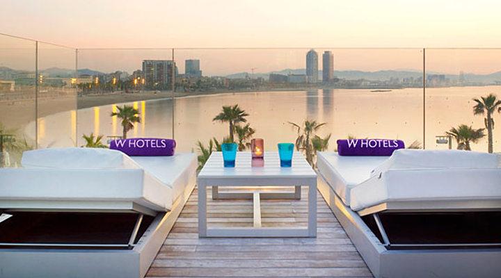 Barcelona 2018 luxury beach hotel w barcelona 39 la vela 39 for Booking w barcelona