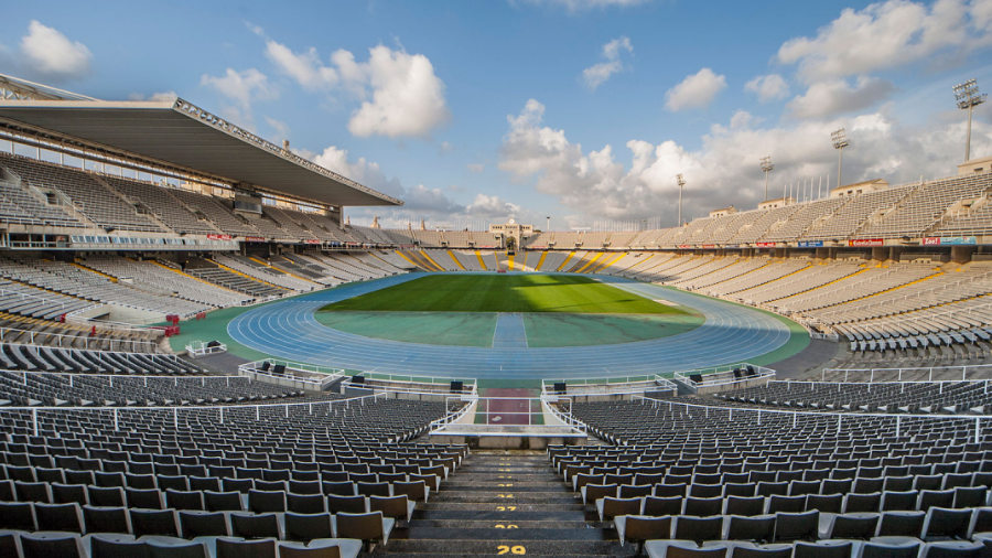 Hotels Near Olympic Stadium Barcelona