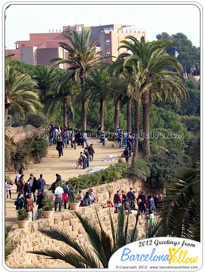 Barcelona Parc Guell