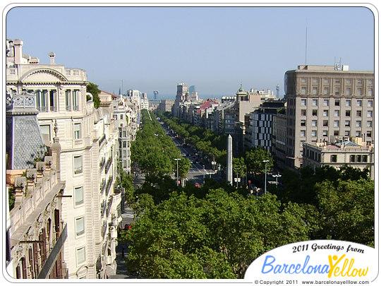 Barcelona 2019 pictures passeig de gracia - Hotel casa gracia barcelona ...