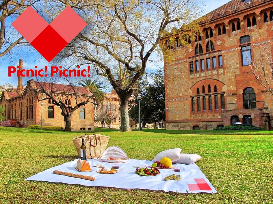 picnic Barcelona - romantic things to do