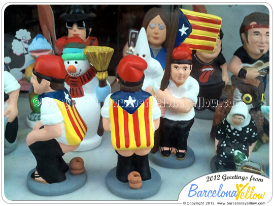 Caganer Independista
