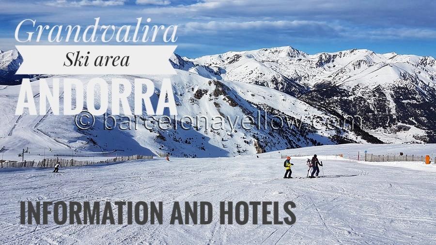 More than 186 miles of ski slopes in Andorra   Visitandorra