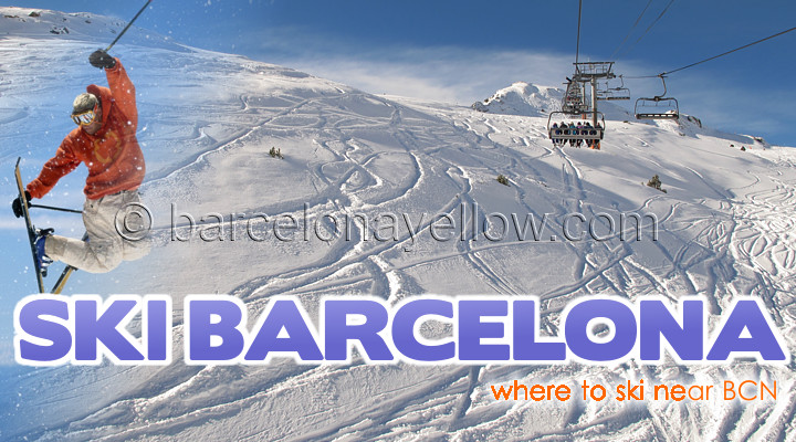 Barcelona 2019 Best Ski Resorts Near Barcelona Where To