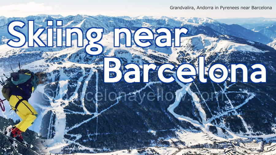 Best skiing - Where to ski near Barcelona
