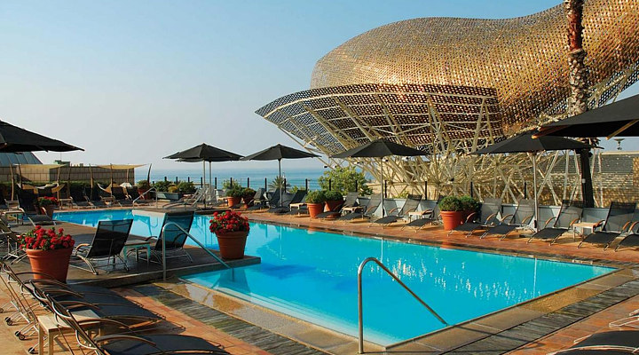 Barcelona 2019 Best Barcelona Hotel Terraces Amp Rooftop Pools