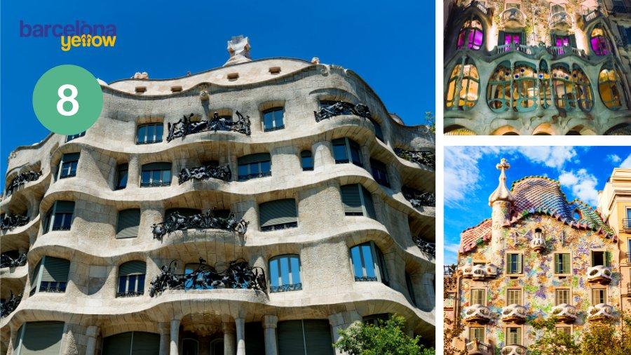 Barcelona 2019 Top 10 Tourist Attractions Barcelona Top Ten